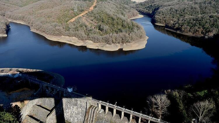 İstanbul'un baraj doluluk oranları açıklandı! İSKİ son durumu paylaştı