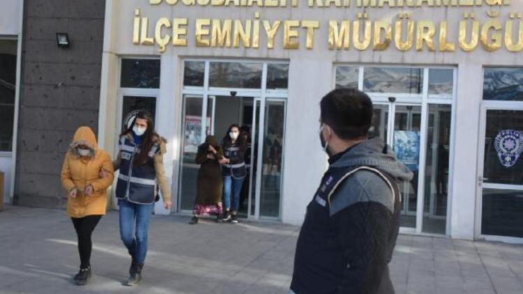 Ağrı'daki 'sahte gelin' operasyonunda 6 tutuklama