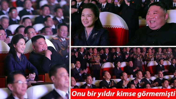 Bir yıldır kimse görmemişti... Kim Jong-un'un eşi Ri Sol-ju ortaya çıktı!