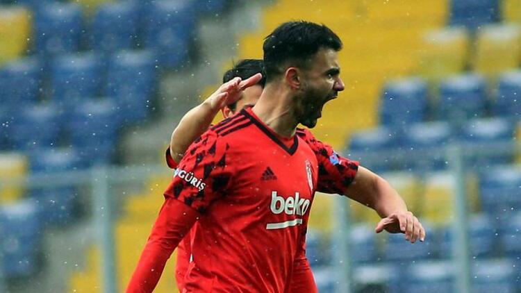 Beşiktaş'tan Rachid Ghezzal için sakatlık açıklaması!