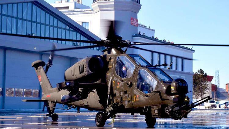 Bakan Soylu duyurdu! Emniyet, ilk Atak helikopterini teslim aldı...