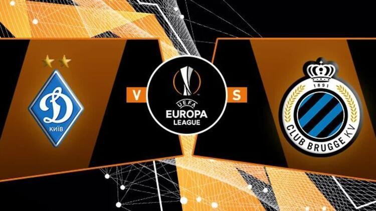 Dinamo Kiev-Club Brugge maçının saati değişti!