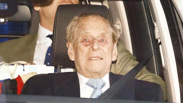 Son dakika: İngiltere Kraliçesi II. Elizabeth'in eşi Prens Philip hastaneye kaldırıldı