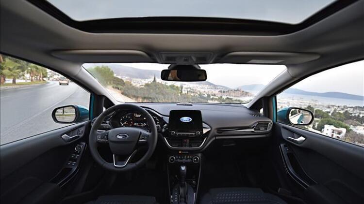 Ford'un Avrupa modelleri 2026'ya kadar elektrikli olacak