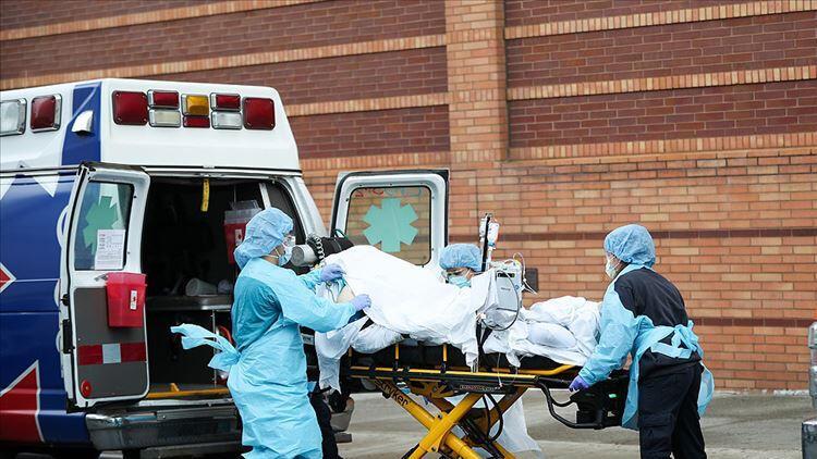 ABD'de koronavirüs tablosu kötüye gidiyor! Ölümler 500 bini geçti