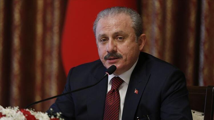 TBMM Başkanı Şentop, Kosova'nın bağımsızlık gününü kutladı