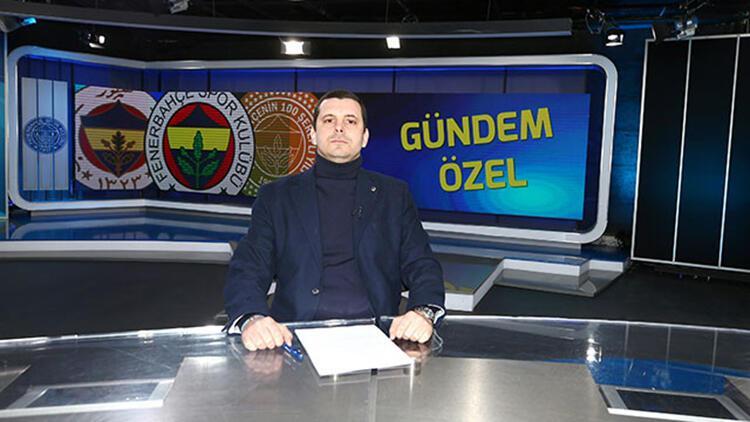Fenerbahçe Yöneticisi Metin Sipahioğlu'ndan derbi açıklaması! 'Galatasaray yalan söylüyor'