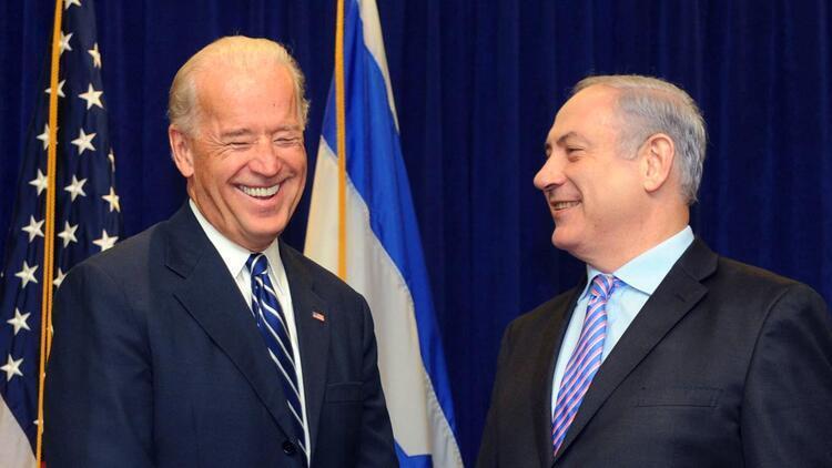 Joe Biden, başkan olduktan sonra Netanyahu ile ilk kez görüştü