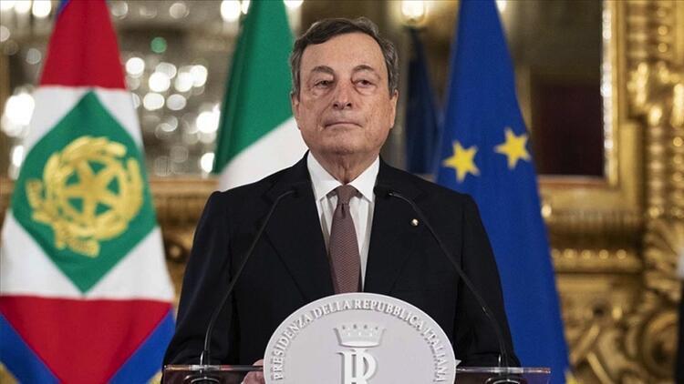 İtalya'da Draghi hükümeti parlamentodaki ilk güvenoyu sınavından geçti
