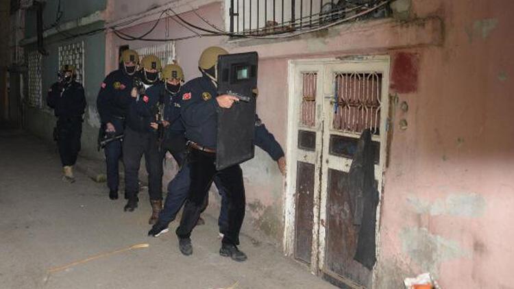 Adana'da şafak vakti DEAŞ operasyonu: 9 gözaltı kararı