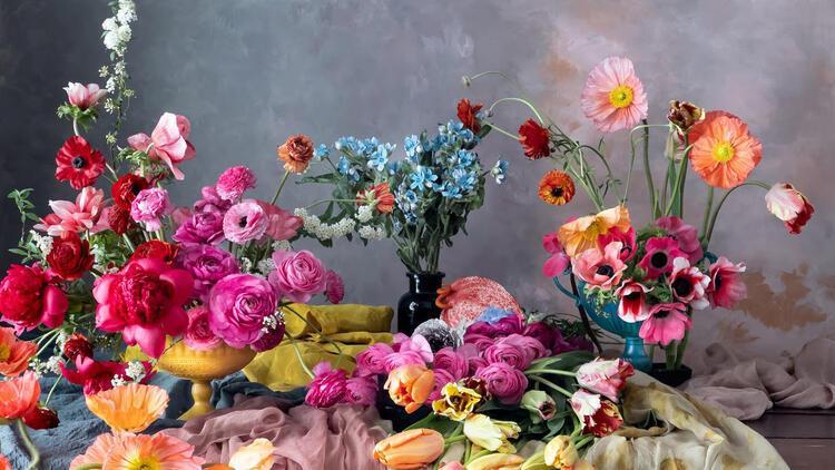 Göz alıcı çiçek fotoğrafları nasıl çekilir?