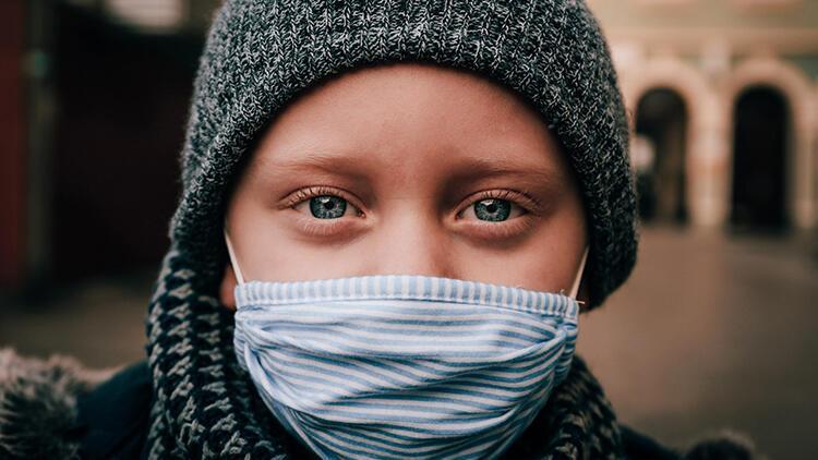 Çocuklarda azalan solunum yolu enfeksiyonlarının sebebi maske kullanımı mı?