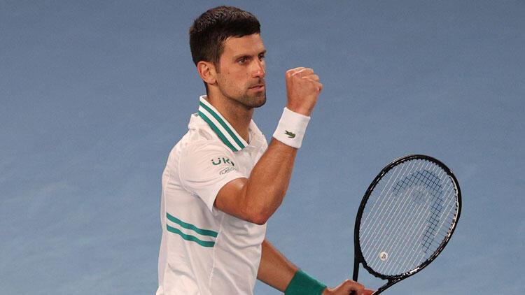 Novak Djokovic, Avustralya Açık'ta finale yükseldi!