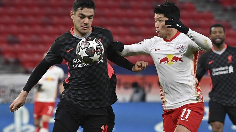 Son dakika: Ozan Kabak, Şampiyonlar Ligi'nde haftanın 11'ine girdi!