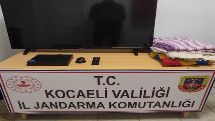 Karamürsel'de hırsızlık şüphelisi 2 kişi tutuklandı
