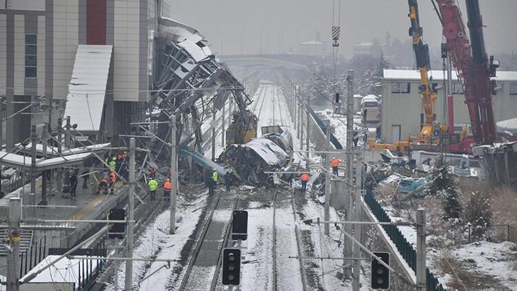 Hızlı tren kazası davasında TCDD Genel Müdürü, tanık olarak dinlendi