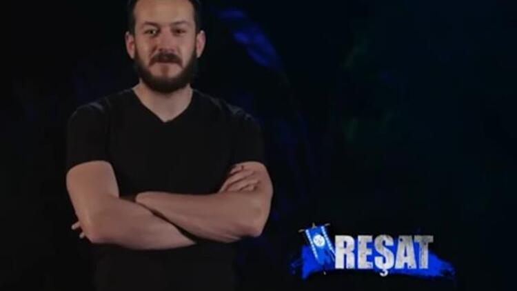 Survivor Reşat kimdir, kaç yaşında, nereli? Reşat Hacıahmetoğlu ile ilgili bilgiler
