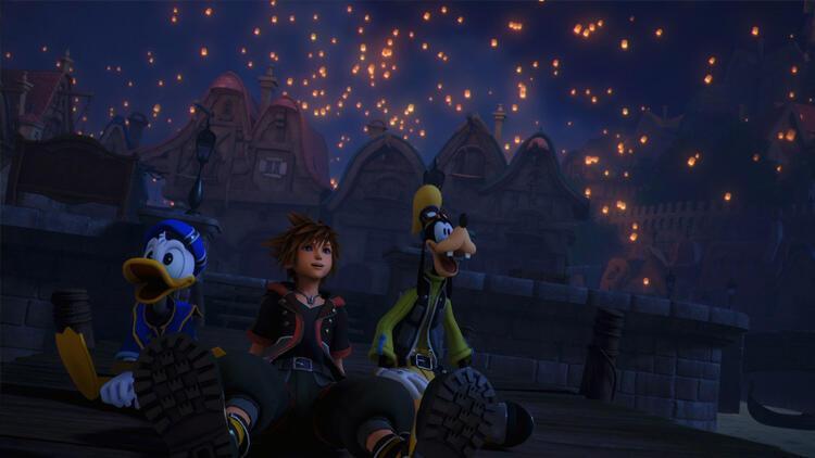 Kingdom Hearts serisi Epic Games Store'a geliyor