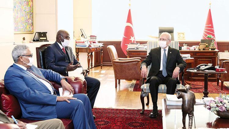'Türkiye'nin kurucusu Atatürk'ün partisini ziyaret ediyorum'