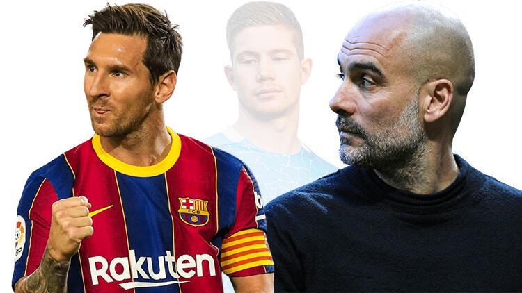 Son Dakika: Barcelona'da Messi dönemi bitiyor! Manchester City'den şaşırtan teklif...