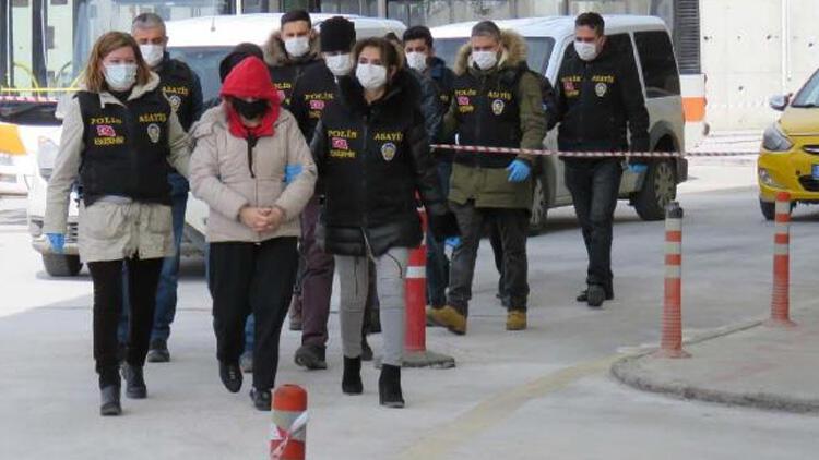 Eskişehir'de fuhuş operasyonu: 10 gözaltı