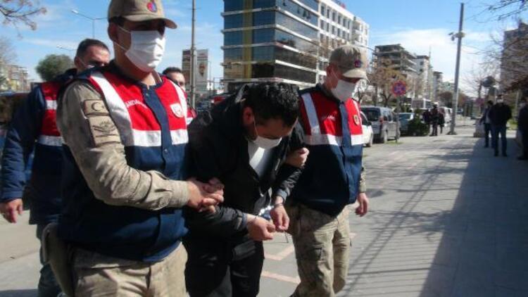 Kırmızı bültenle aranan DEAŞ'lı terörist, Kilis'te yakalandı