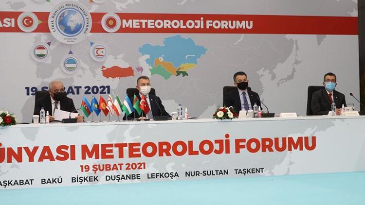 Cumhurbaşkanı Yardımcısı Oktay'dan Türk dünyasına iklim değişikliği için işbirliği çağrısı