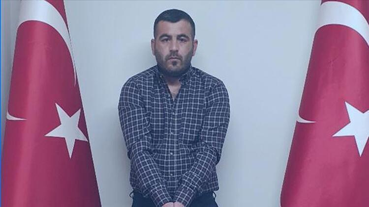 MİT'in operasyonuyla Türkiye'ye getirilen PKK'nın sözde lojistik sorumlusu İbrahim Parım tutuklandı
