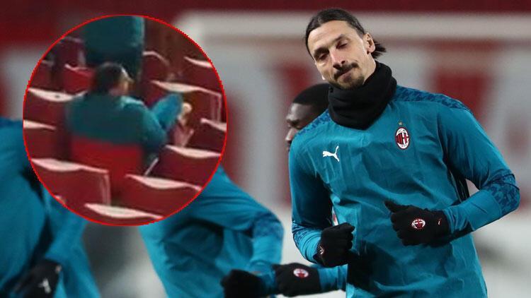 Zlatan Ibrahimovic'e Belgrad'da ırkçı sözler!