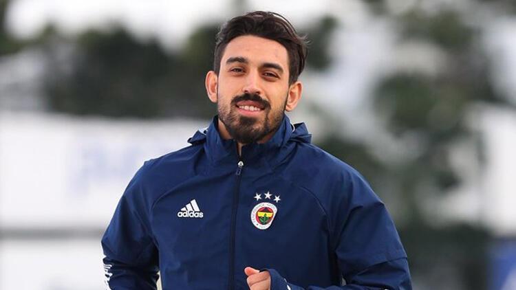 Fenerbahçe'de İrfan Can Kahveci gelişmesi