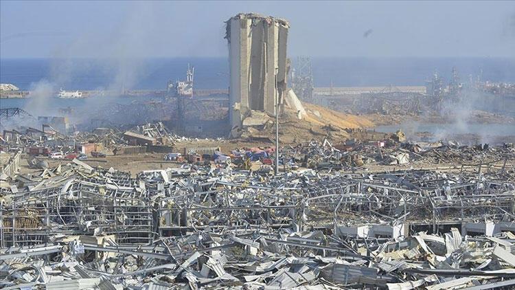 Beyrut Limanı'ndaki patlamayla ilgili soruşturmaya yeni yargıç atandı