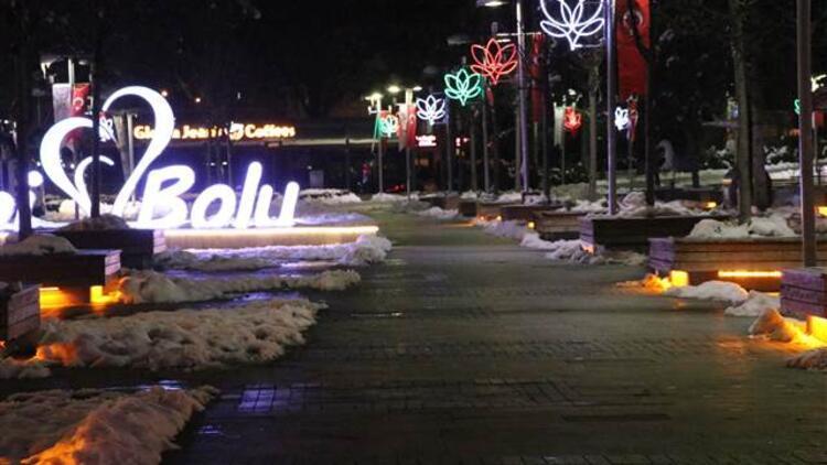 Bolu eksi 29.7'yi gördü,  Türkiye'nin gece en soğuk ili oldu