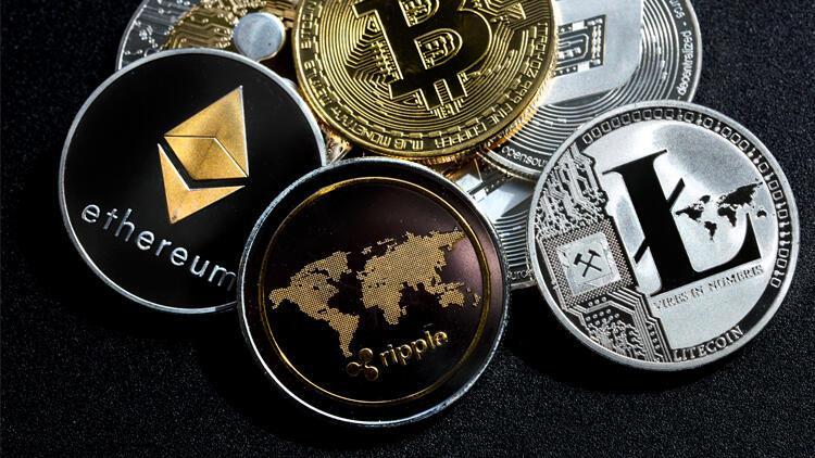 Kripto paralarda hareket devam ediyor! Bitcoin'in piyasa değeri 1 trilyon doları aştı
