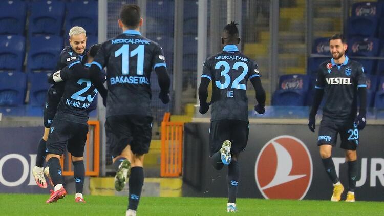 Trabzonspor'un müthiş yükselişi devam ediyor! 2021 yılında...