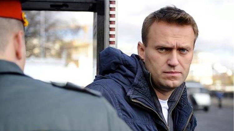 Son dakika: Aleksey Navalni'nin hapis cezası onandı!