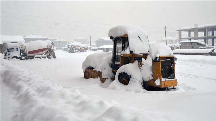 Kastamonu, Samsun ve Amasya'da ulaşıma kar engeli