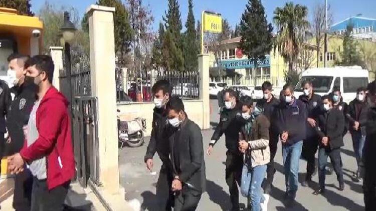 10 ilde PKK'nın uyuyan hücrelerine operasyon! 13 kişi tutuklandı