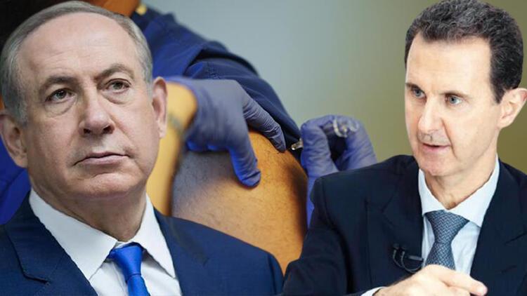 İsrail ve Esad rejimi arasında takas ortaya çıktı!