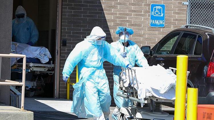 ABD'de koronavirüsten ölenlerin sayısı 507 bin 758'e yükseldi