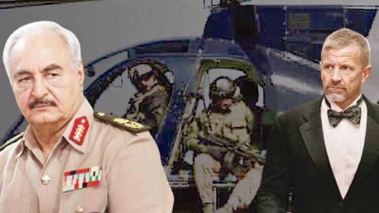 Trump yandaşından Libya'da darbe planı