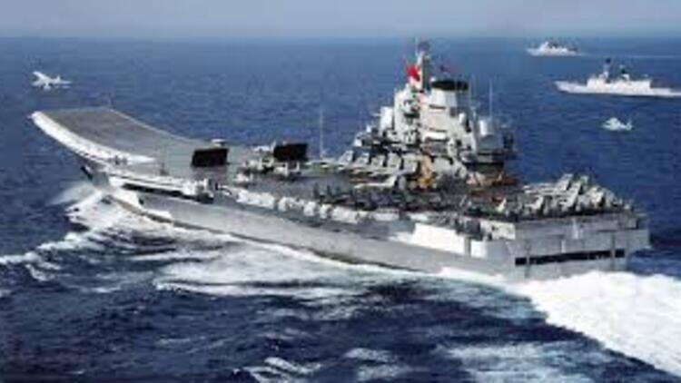 Çin gemileri Japon karasularını bir kez daha ihlal etti!