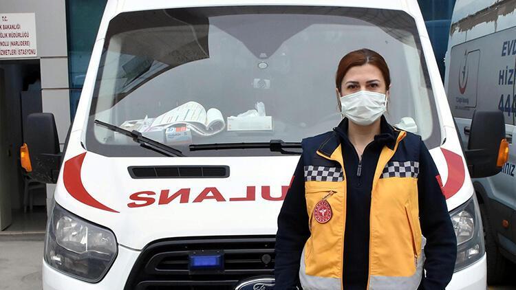 Koronavirüsü yenen paramedik Ebru'dan kurallara uyun çağrısı
