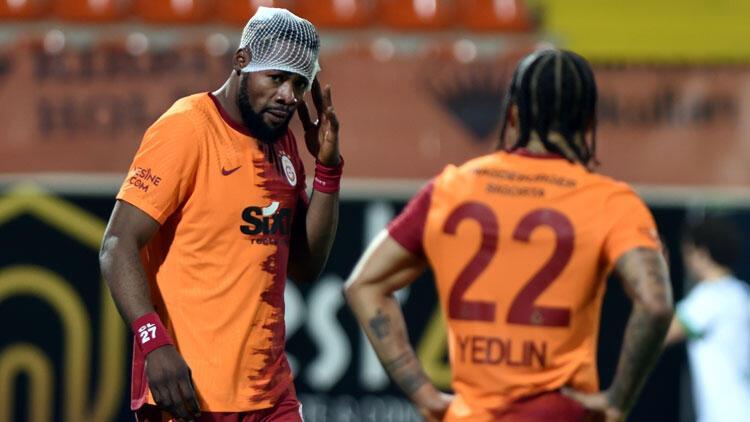 Galatasaray, savunmasıyla Süper Lig'in zirvesinde
