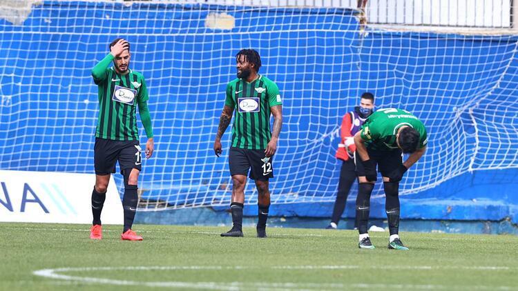 Akhisarspor, 11 sezon sonra 2. Lig'e düştü