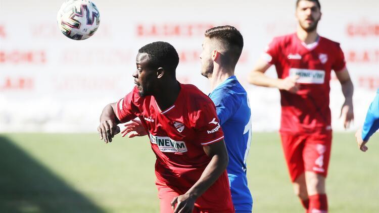 TFF 1. Lig: Tuzlaspor 0-1 Beypiliç Boluspor