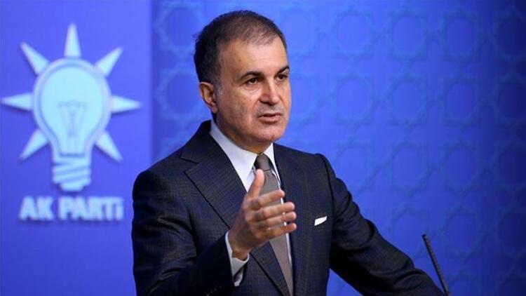 AK Parti Sözcüsü Ömer Çelik: Adana'da mezarlığa yapılan saldırıyı lanetliyoruz