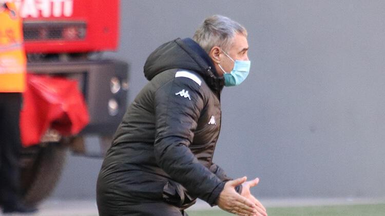 Antalyaspor Teknik Direktörü Ersun Yanal: 'Kazanmak istedik ama olmadı'