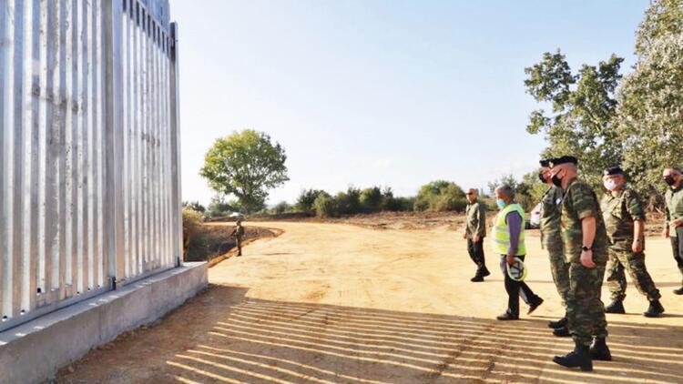 Atina'dan Meriç hamlesi... Sınıra 15 km menzilli radar