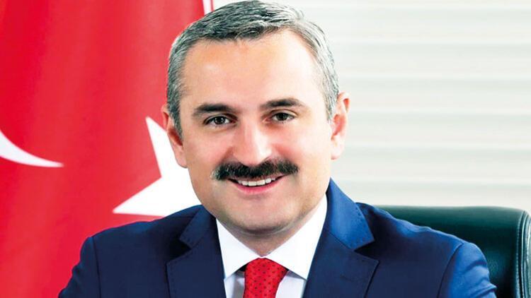 Ak Parti İstanbul İl Başkanlığı'nda bayrak değişimi