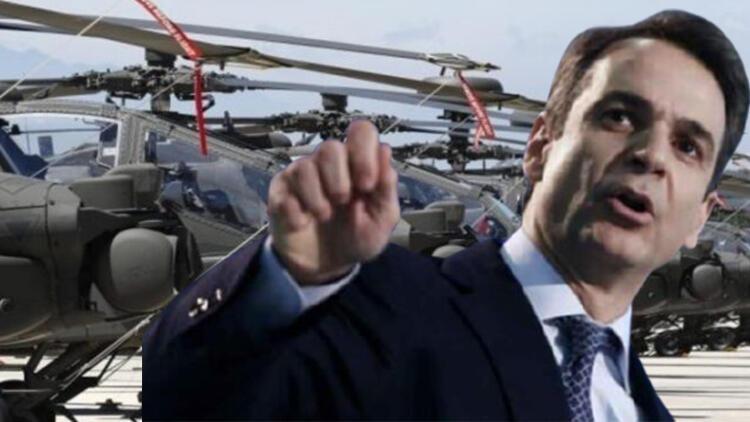 Yunanistan ve ABD'den ortak tatbikat: Tam 145 helikopter!